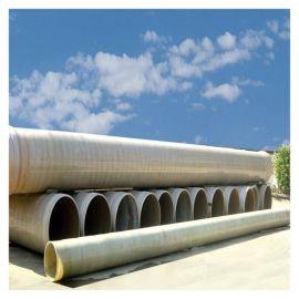 压力玻璃钢纤维通风好供暖管道