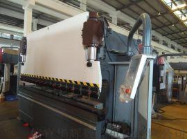 110吨双电伺服混合动力折弯机梁发记钣金机床不锈钢