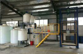 扬州10吨PE水塔, 化工PE搅拌塑料储罐10吨