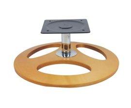 联合之星|供应|木制沙发脚配件|不锈钢沙发转盘|沙发五金底座WS590VSF
