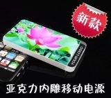 新款創意 移動電源 聚合物充電寶 超薄 禮品手機充電 寶批發定製