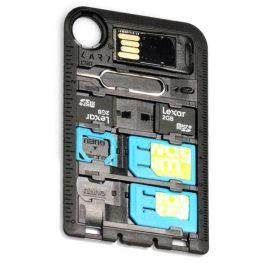 新加坡CARD SIM卡转换工具+闪存卡