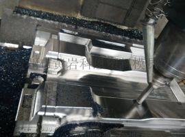 越野改装汽车B下柱内饰板模具制造