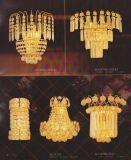 天津重慶酒店客房家裝KTV壁燈,水晶壁燈