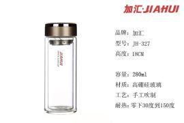 临沂加汇双层玻璃杯制品厂jh-330