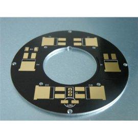 深圳厂家直销LED铝基电路板、镀银铝基线路板加工、PCB加急打样