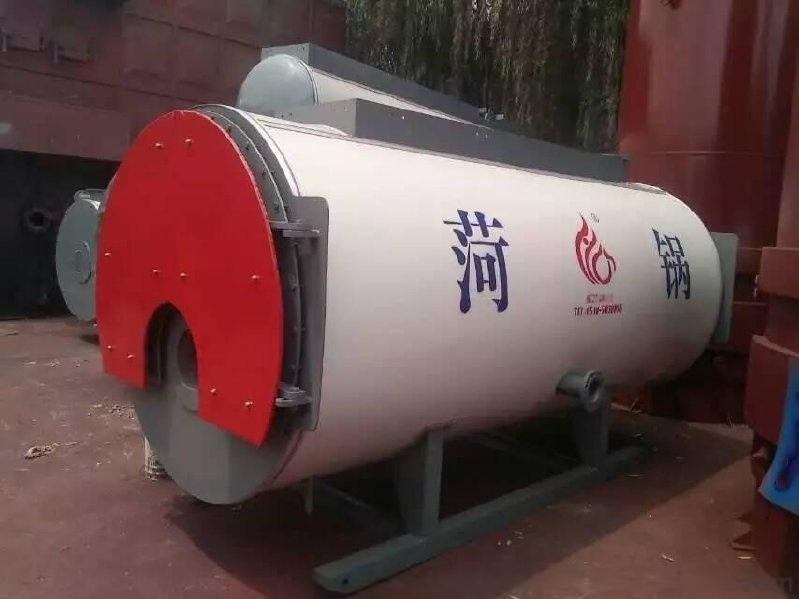河北2吨燃气蒸汽锅炉