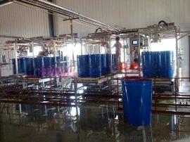 果汁加工生产线