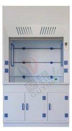 固银PP通风柜耐腐蚀排气柜PP排风柜 实验室通风柜抽风柜