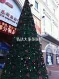 哈爾濱聖誕樹  大型聖誕樹生產廠商