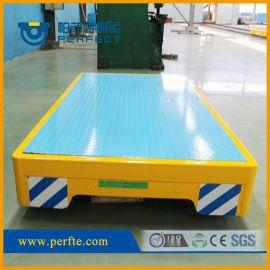 定西淮南平板運輸車機器人專用軌道過跨車