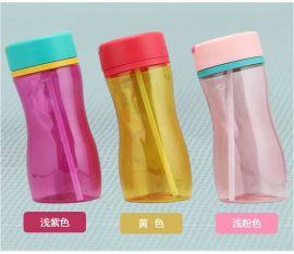 艾斯达克塑胶厂家专业生产各种品牌定做吸管水壶