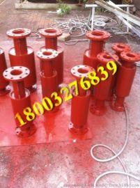 耐高温注油式无推来套筒补偿器DN600MM蒸汽管道耐酸碱轴向型波纹补偿器