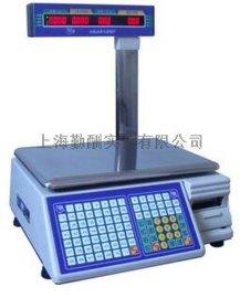 高精度电子秤 TM-A大华条码秤 标签打印电子秤