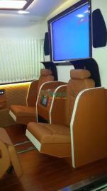 华誉房车 大通V80商务车座椅改装 汽车改装座椅