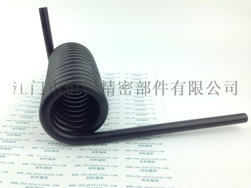 扭力弹簧,大扭转弹簧,机械弹簧,13mm线径扭簧