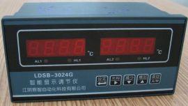 LDSB-3024G(LDSB-3000)型智能显示调节仪(双通道温度表)
