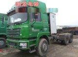 二手德龍LNG加氣車13米拖掛車貨車德龍