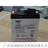 YUASA湯淺蓄電池NPH5-12(12V5AH)