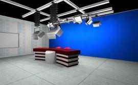 安广电子校园电视台建设 虚拟演播室设备
