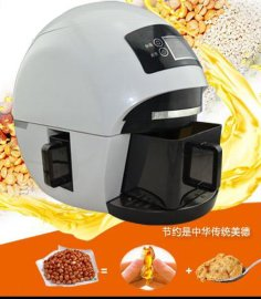 特价供应卓亚家用多功能小型榨油机全自动冷热榨油机低价促销