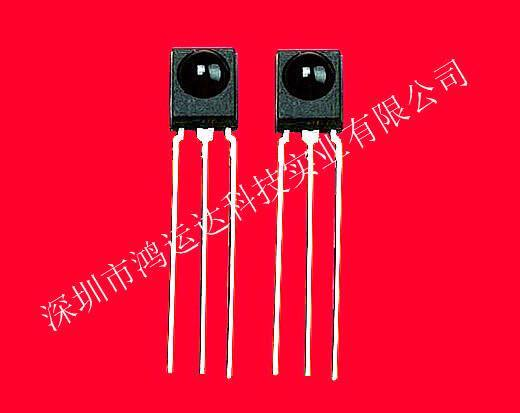 深圳厂家生产圆点塑胶内**接收头|红外线遥控头接收器HYD0038K