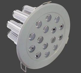 15*3W LED天花灯外壳套件(SO-T3007)