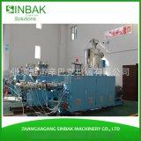 供應管塑料管材擠出機雙螺桿擠出機生產線直銷塑料管材生產設備