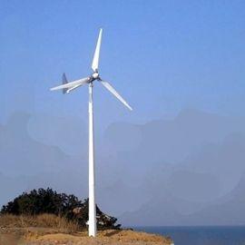 风光互补5000W风力发电机不变形持久耐用