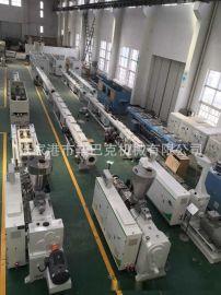厂家直销pe生产线 PE管材生产线 挤出生产线 质量保证