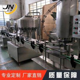 厂家直销 专业定制 质量保证 分体式小瓶灌装线 批发生产