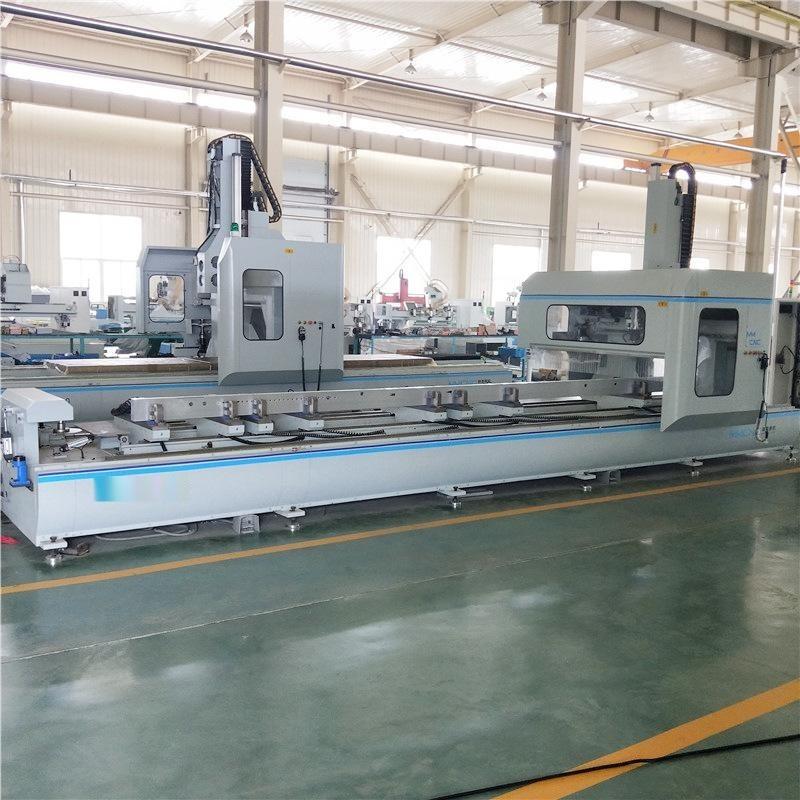 铝型材高速四轴加工中心大型铝材数控加工设备支持定制