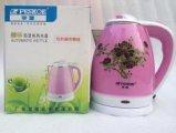 廠家批發託瑪琳電水壺 雙重保溫變色電熱水壺