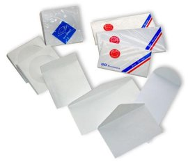 """惠州 景珍紙品5"""" CD袋"""