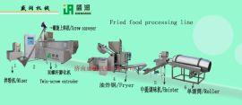 玉米片设备,墨西哥玉米片生产线,三角玉米片设备