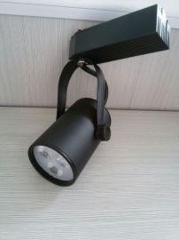 厂家供应LED3W贴片直筒轨道灯 足功率 服装店 展厅 会所 画廊等室内照明使用