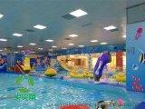 室内儿童水上乐园设计主题鲜明吸引客户眼球