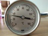 WIKA双金属温度计