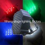 益峰新款54颗3w帕灯舞台LED染色灯外贸出口灯具