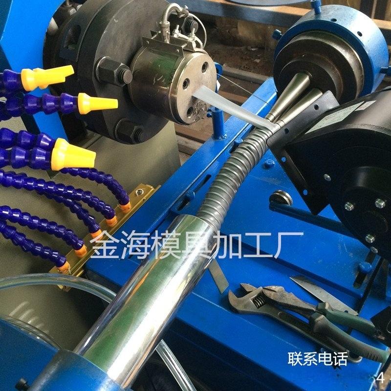 厂家直销。塑料排污缠绕管,PVC包塑钢丝软管,洗脸盆下水管