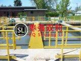 化工厂玻璃钢护栏网格栅围栏性能-枣强双利