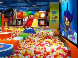 百萬海洋球池 大型遊樂設備 淘氣堡廠家
