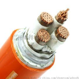 广州南洋电缆厂家供应BTLY矿物绝缘柔性耐火电缆