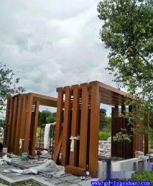 揭陽木紋鋁方管 76x20鋁方通 鋁方管生產廠家