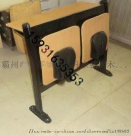 河北胜芳后背铁网连体排椅