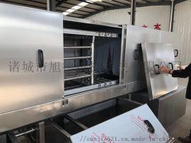 周转筐清洗机流水线 厂家直销优质洗箱机