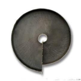 选矿设备螺旋溜槽 玻璃钢叶片 实验室小溜槽