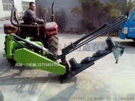 割草机厂家供应6盘飞刀打草机秸秆收割机湖南地区