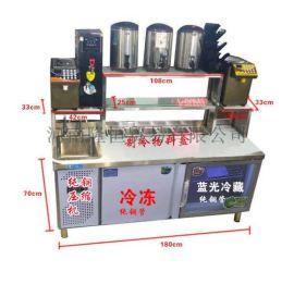 奶茶整套设备河南 郑州隆恒不锈钢河南