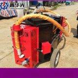 天津塘沽區公路裂縫灌縫機小型電加熱灌縫機效率高